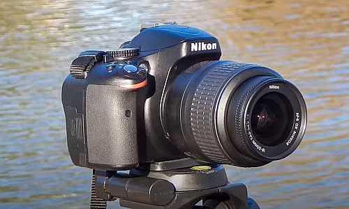 Nikon D5100 digital camera overview