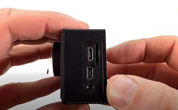 Cooau 4k action camera 20 mp connectivity