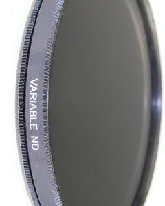 variable ND camera lens filter