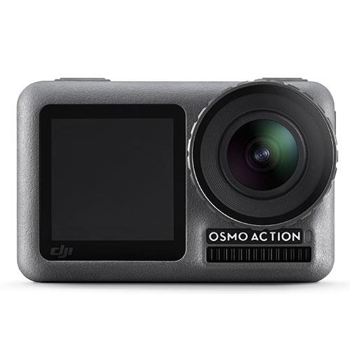 DJI Osmo Action front view