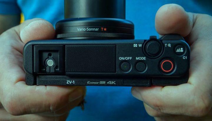 Sony Vlog Camera ZV1