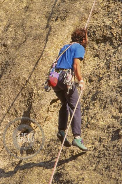 rock climber - Steve Bruno - gottatakemorepix