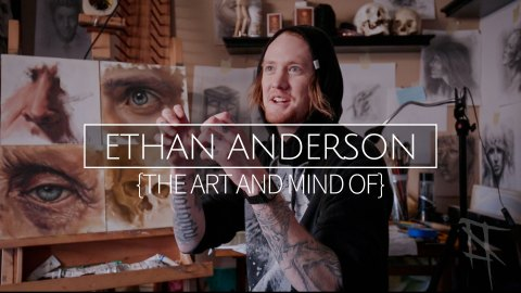 The Art and mind of ethan anderson
