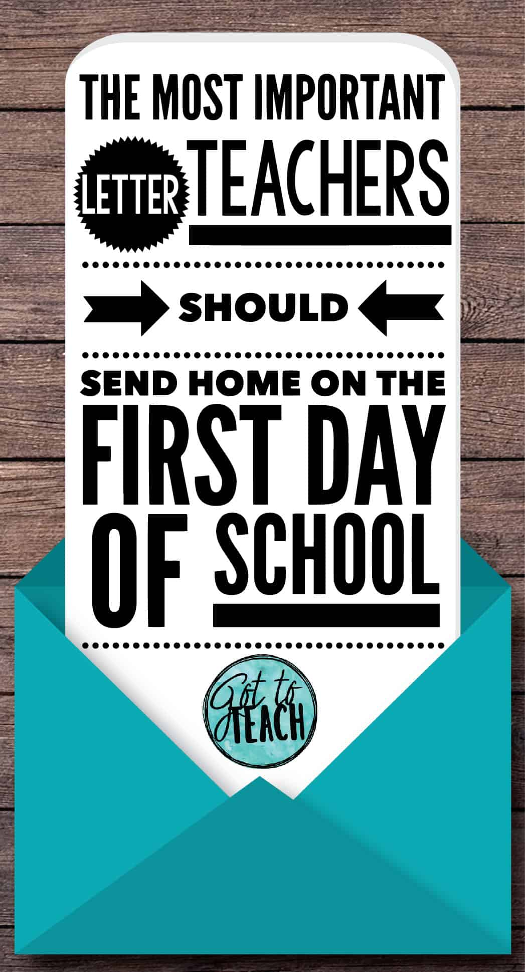Teachers You Must Send This Letter Home To Parents On The