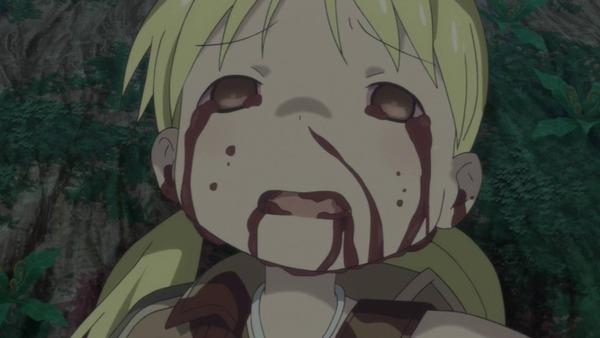 『メイドインアビス』10話感想 4層エグい!アビスが本格的に牙を向いてきた・・・