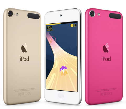 Apple、新型のiPod touch(7th generation) を開発中か