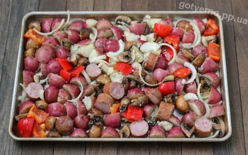 картопля по-нормандськи