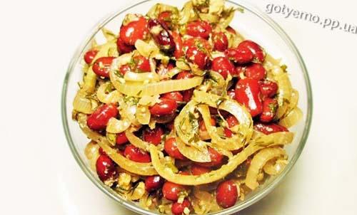 салат лобіо