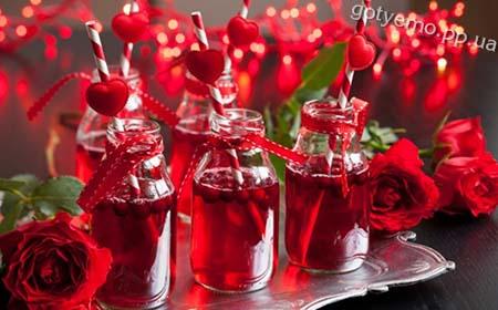 рецепт алкогольного коктейлю з журавлиною