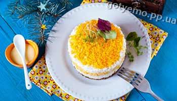 рецепт рисового салату з печінкою