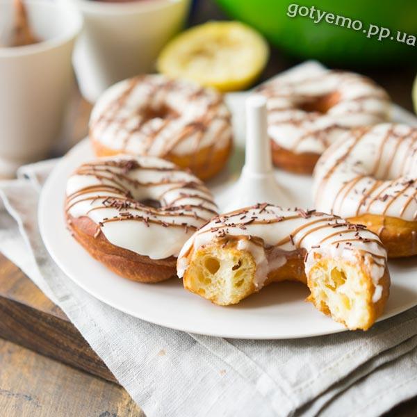 Американські пончики - рецепт