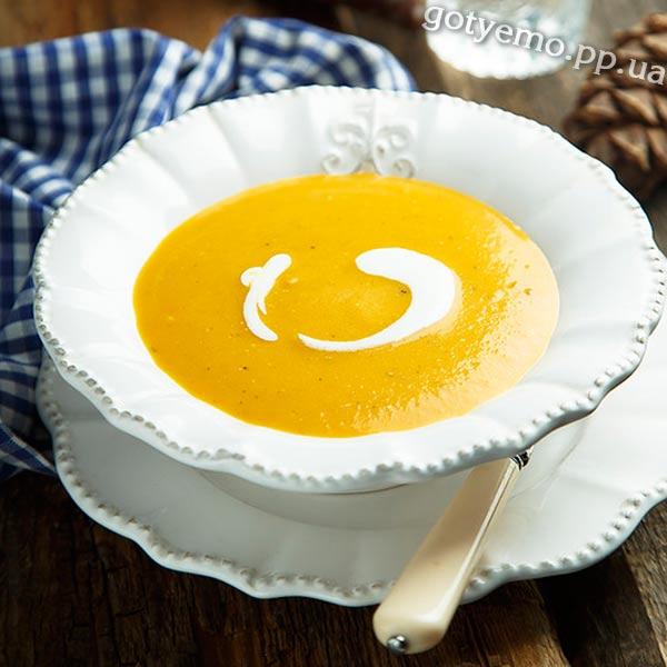 Баденський гарбузовий суп