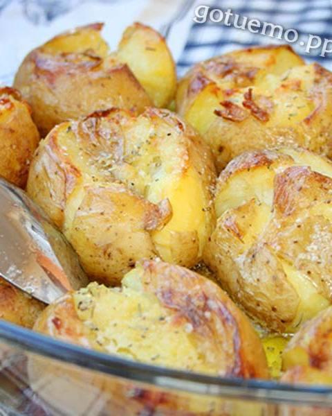 Картопля по-португальськи