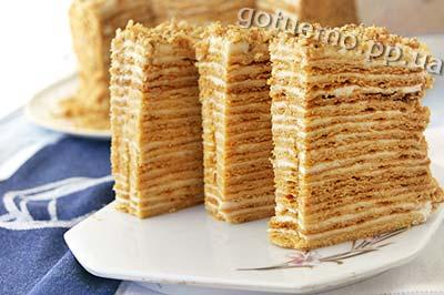 """рецепт торта """"Пізанська вежа"""""""