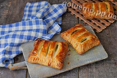 рецепт пиріжків зі щавелем