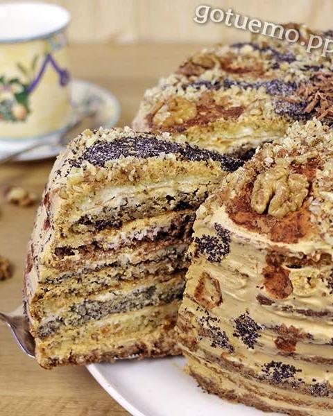 Торт Дамський каприз
