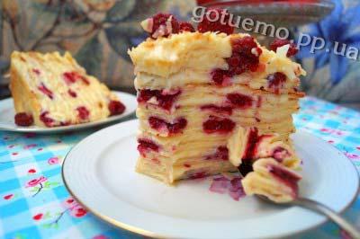 торт наполеон класичниий