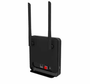 gotW3 Router Back