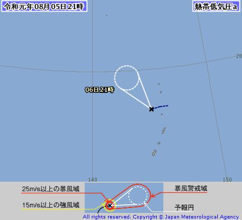 台風10号たまご気象庁ウェザーニュースの最新進路状況