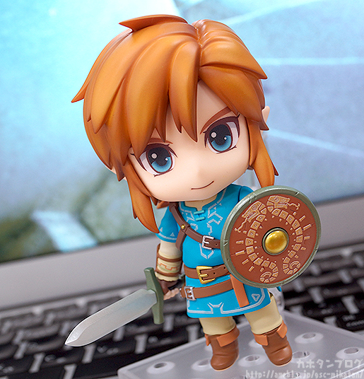 Link Nendoroid Breath of the wild 1