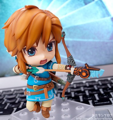 Link Nendoroid Breath of the wild 5