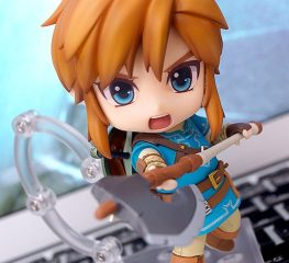 Link Nendoroid Zelda Breath of the wild 4