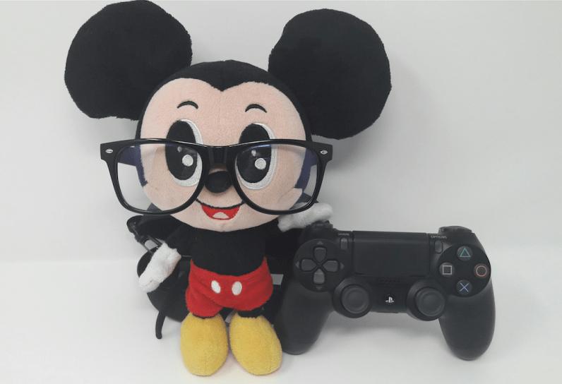 Mickey les adore !