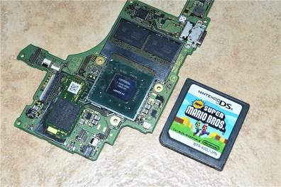 Nintendo switch carte mère - carte jeu DS