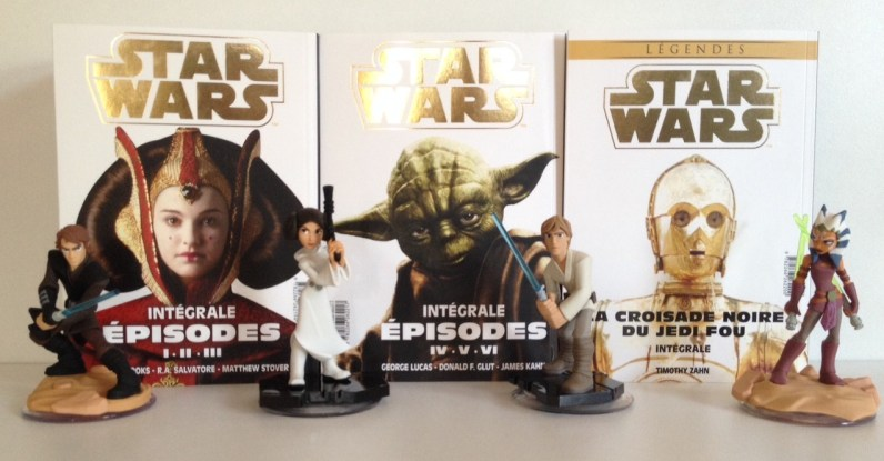 Disney infinity Starwars pocket