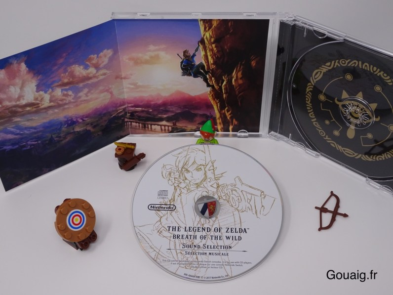 A défaut d'avoir le jeu, j'ai le CD !!!!!