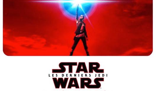 Star Wars VIII Les derniers Jedi - GOUAIG