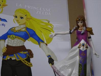 Bonus Zelda edition collector Zelda Amiibo