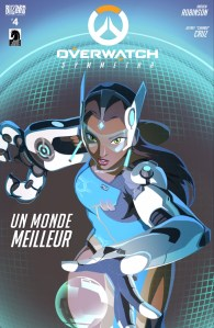 Overwatch Tome 4 - Symmetra
