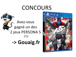 concours persona 5