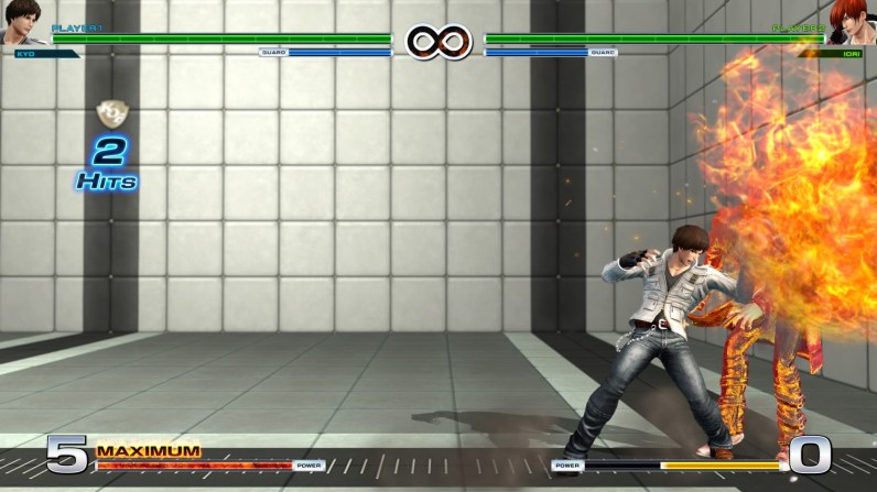 THE KING OF FIGHTERS XIV_20160820141441