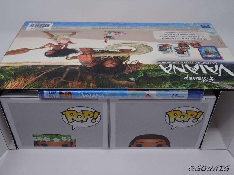 Unboxing Coffret Prestige Vaiana - Gouaig - 5