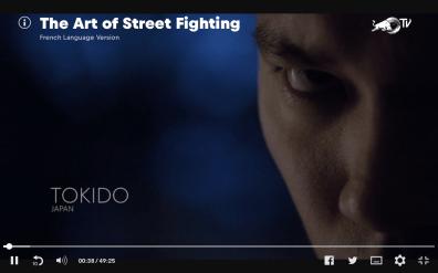 Art of Street Fighting 2