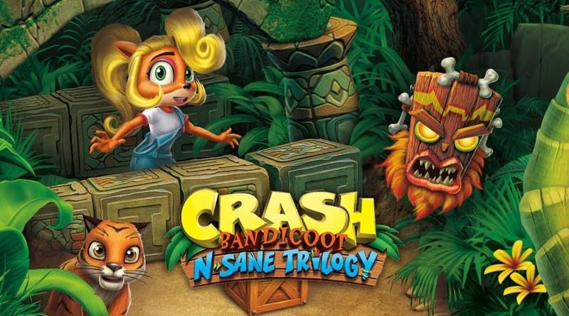 coco crash bandicoot