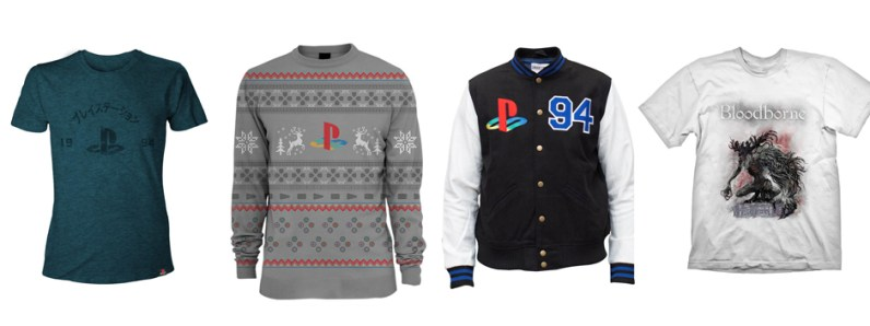 promotions PlayStation gear