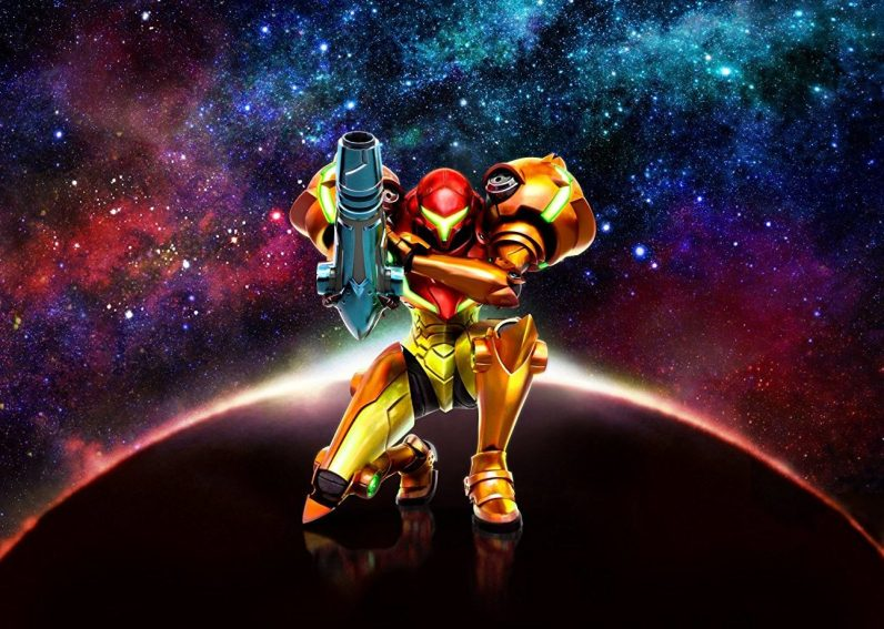 acheter Metroid 3DS collector