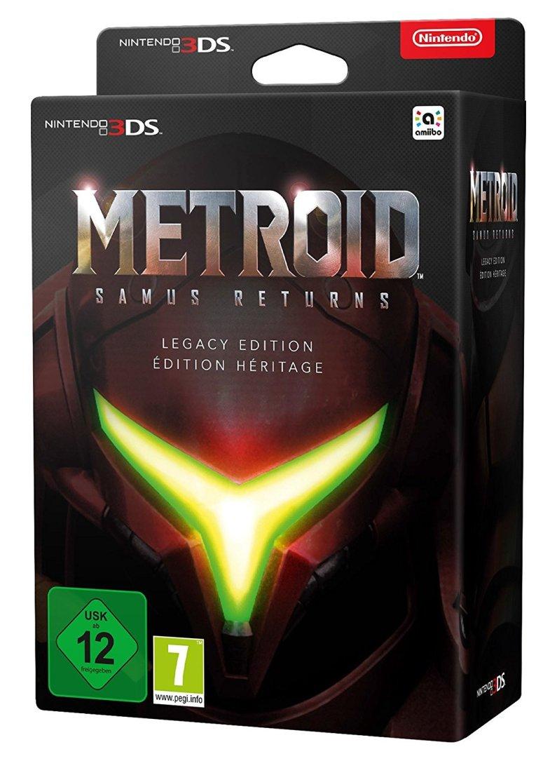 précommande metroid 3DS