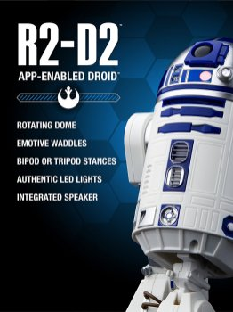 Application Sphero R2-D2