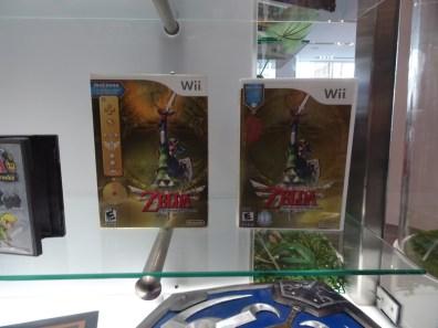 Visite Nintendo New York Vitrine Zelda - Gouaig.fr - 17