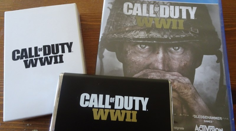 Batterie Call of duty WWII