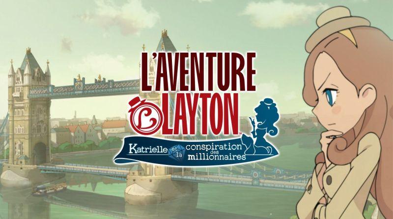Test L'aventure Layton