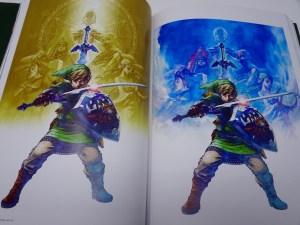 The Legend of Zelda Hyrule Graphics