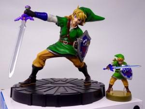 Link Zelda Skyward Sword