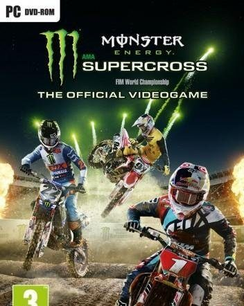 test Monster Engergy Supercross