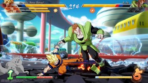 test DragonBall FighterZ