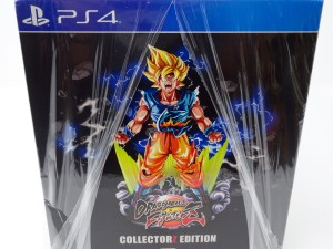 Unboxing DragonBall FighterZ Edition Collector